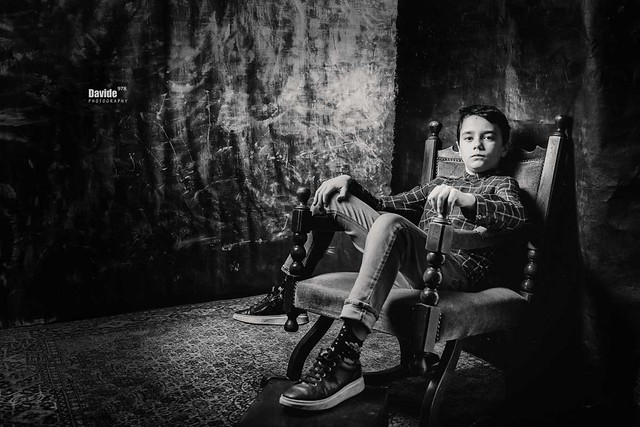 Studio portrait #02 - 2020