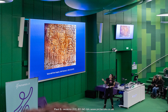 Rosalind Franklin Lecture 2020 :: Made in Man's Image? How God's body haunts us today :: Professor Francesca Stavrakopoulou
