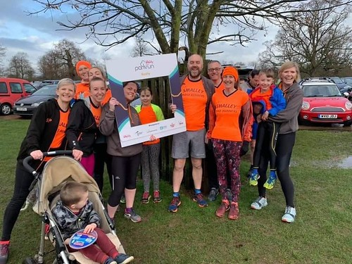 Smalley Road Runners Derbyshire
