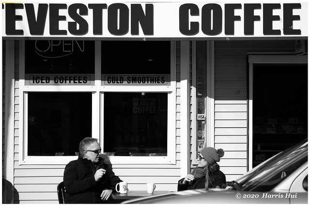 Keeping The Social Distance In The Time Of Pandemic - Steveston XT8628e