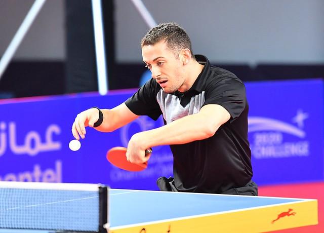Day 3 - 2020 ITTF Challenge Plus Oman Open