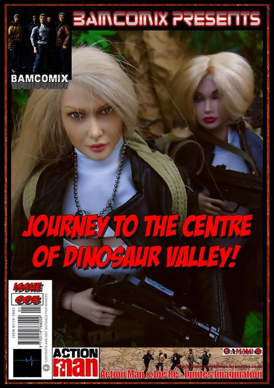 .Journey to the centre of Dinosaur Valley! -- Chapter Three 49663262193_0a6e32ed60_c
