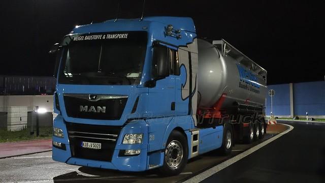 D - Weigel Baustoffe & Transporte MAN TGX 18.500 XLX
