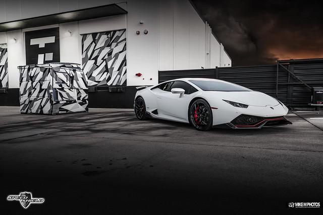 Rob's Lamborghini Huracan
