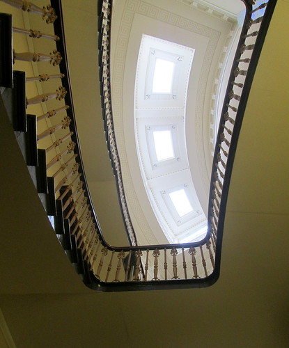 Stairwell, Scottish Records Office