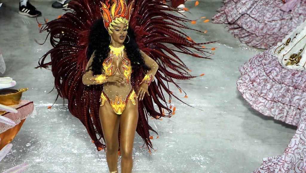 Linda do samba