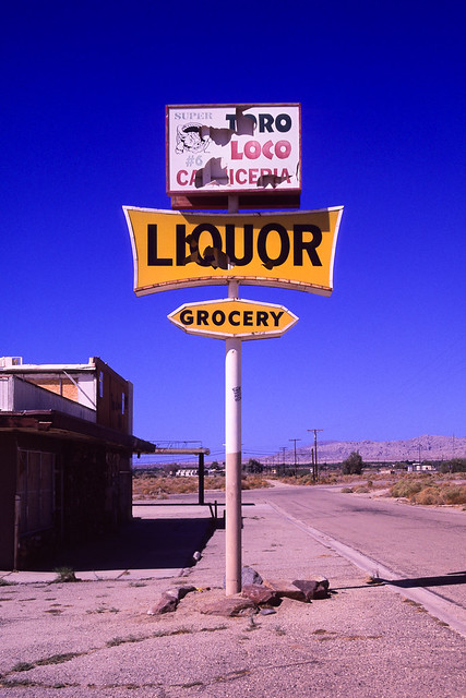 liquor. salton sea, ca. 2019.