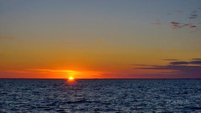 Wschód słońca / Sunrise