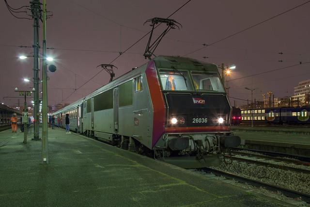 SNCF 26036 Paris Gare de Bercy