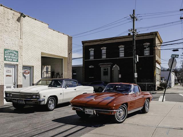 Chevy Power - Enzo's
