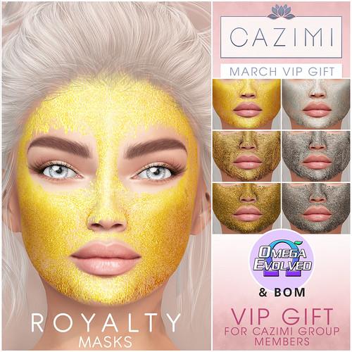 Royalty Masks VIP Gift