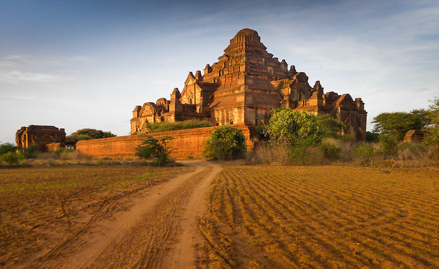 the temple (Myanmar)