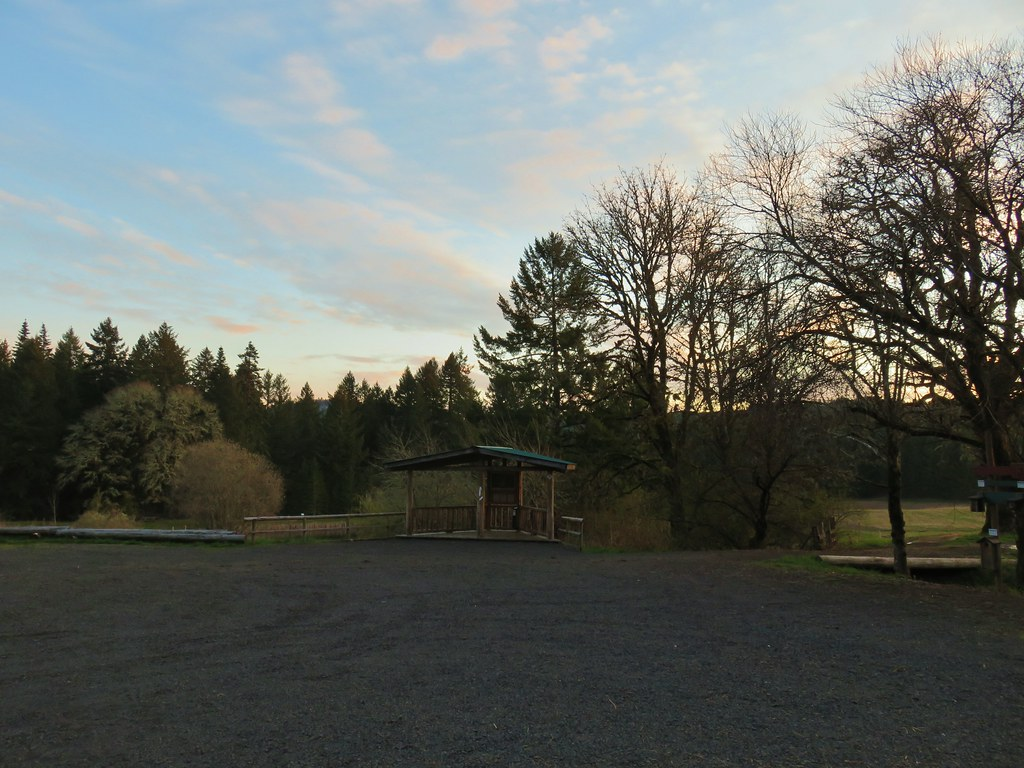 Miller Woods Trailhead