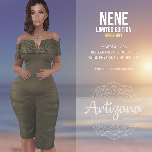 Artizana - Nene LE Group Gift