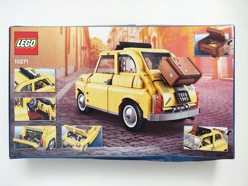 LEGO Creator Fiat 500 (10271)