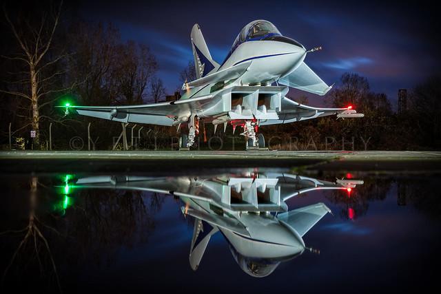 British Aerospace EAP