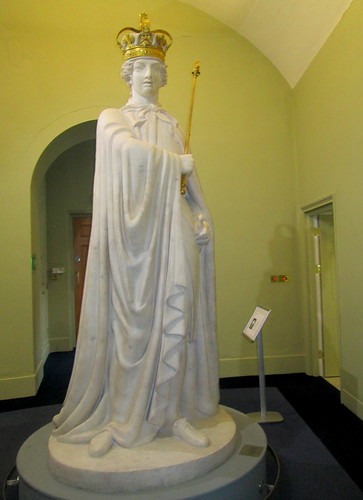 Statue of King George III, Scottish Records Office