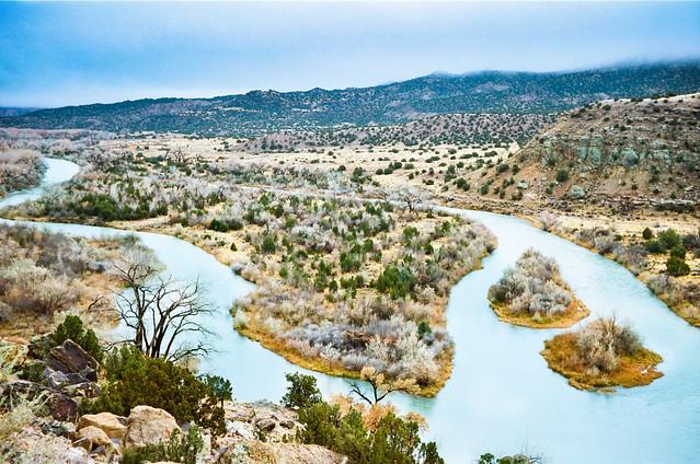 Brazos River, Texas - Kodak Retinette IA