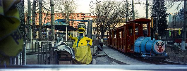 playground - film Hasselblad