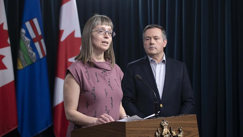 COVID-19 pandemic in Alberta (March 15 update)