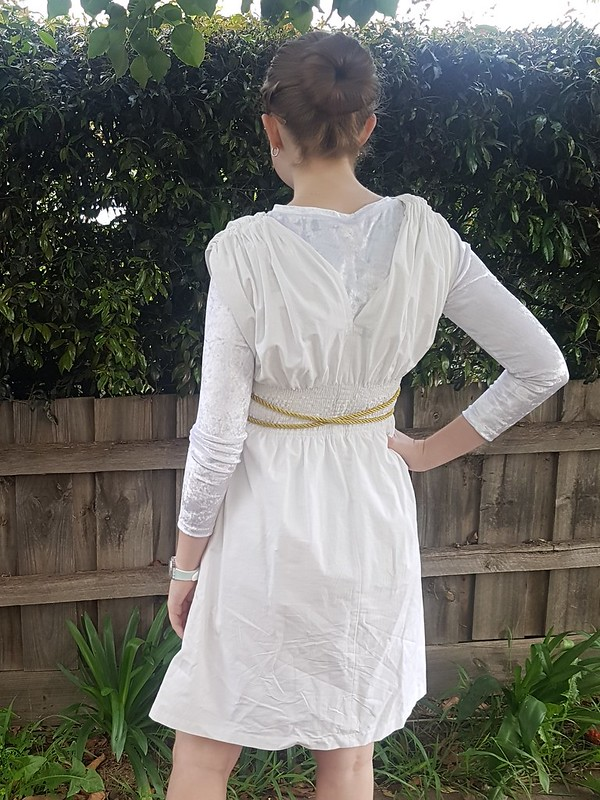 Grecian Goddess Sundress