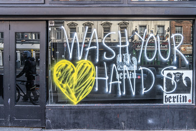 WASH YOUR HANDS [COVID-19 SELF PROTECTION ADVICE]-160613-1
