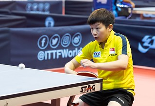 2020 ITTF Challenge Plus, Oman Open, 11 to 15 March 2020 | by STTA (Singapore Table Tennis Association)