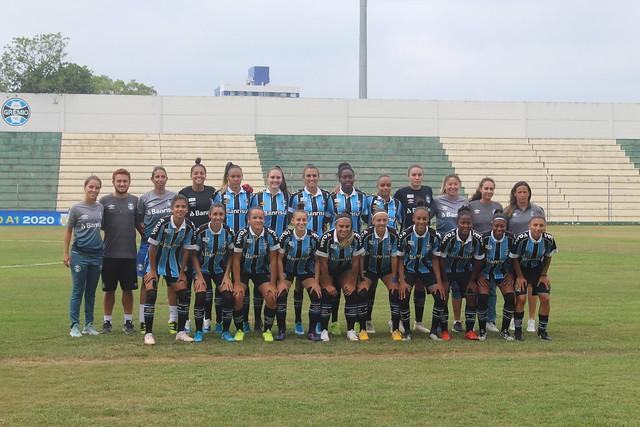 Grêmio 2 x 0 Vitória - Campeonato Brasileiro Feminino A1 - 5ª rodada