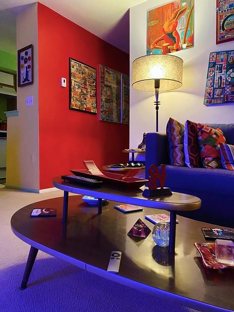Vintage Home Interior - Midcentury Modern