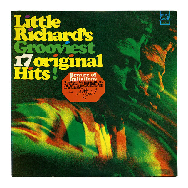 Little Richard's Grooviest 17 Original Hits!