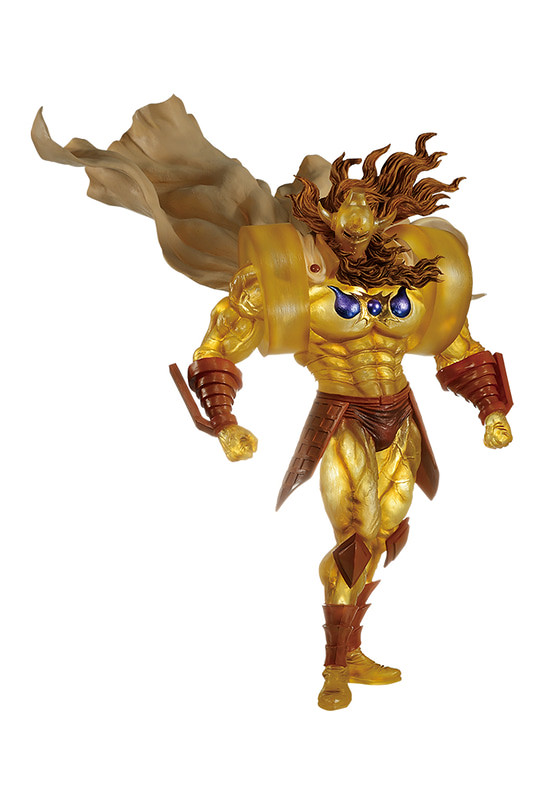 一抽 9800 日圓大魄力登場!一番賞 FIGURE SPIRITS KUJI《金肉人》40周年紀念「惡魔將軍」角色模型( キン肉マン 悪魔将軍フィギュア)