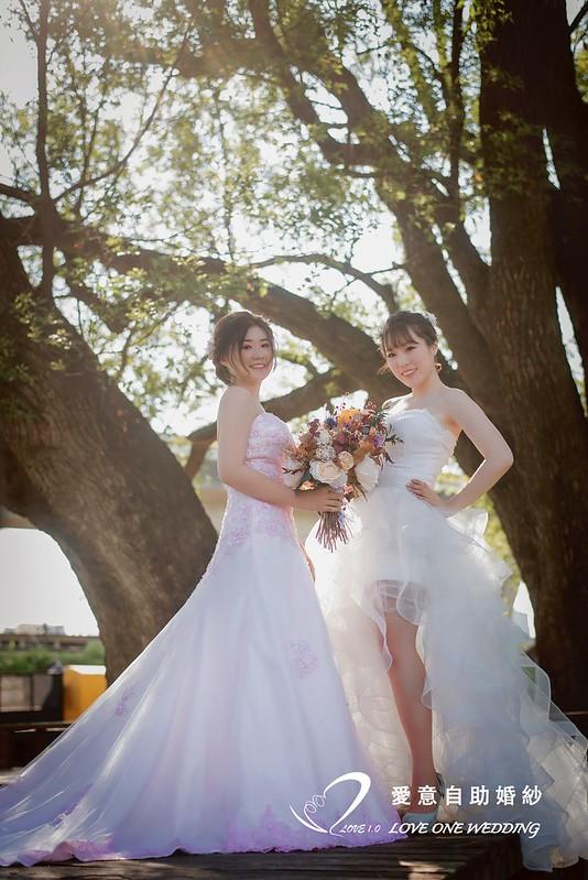 高雄婚紗愛意閨蜜婚紗推薦1113