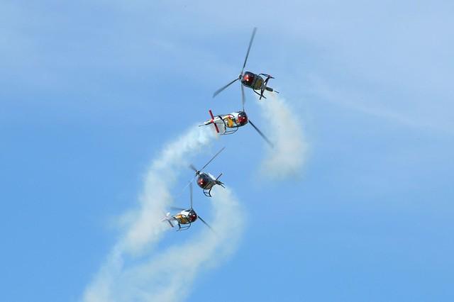 XXI Copa de S.M. El Rey de Aeroestación y de una jornada aeronática en la Dehesa de Tablada.