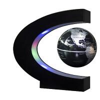 磁気地球儀 マグネットグローブ 回転型