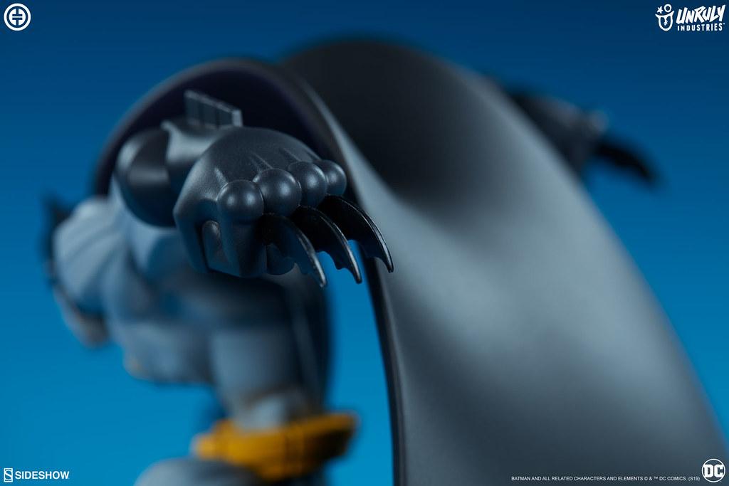 Unruly Industries Marvel Comics【蝙蝠俠(Batman) by Tracy Tubera】PVC 軟膠人偶