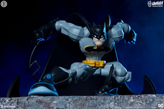Unruly Industries Marvel Comics【蝙蝠俠(Batman) by Tracy Tubera】PVC 軟膠人偶