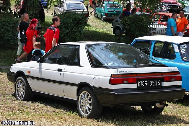 Nissan Sunny B12 Coupe 1.6 SLX