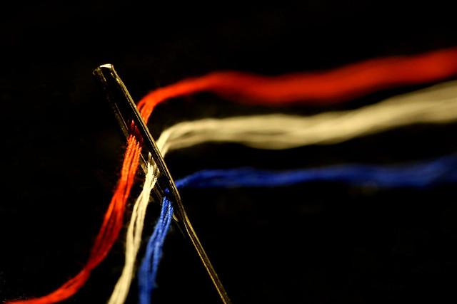 eyeing the Dutch tricolour