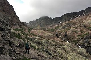 Haut-Asco to Monte Cinto Rigde