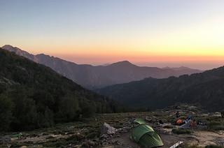 Camping Refuge d´ Ortu di u Piobbu
