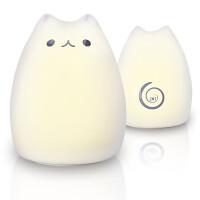 ZNT 間接照明 猫ランプ