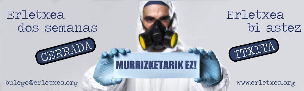Erletxea Itxita