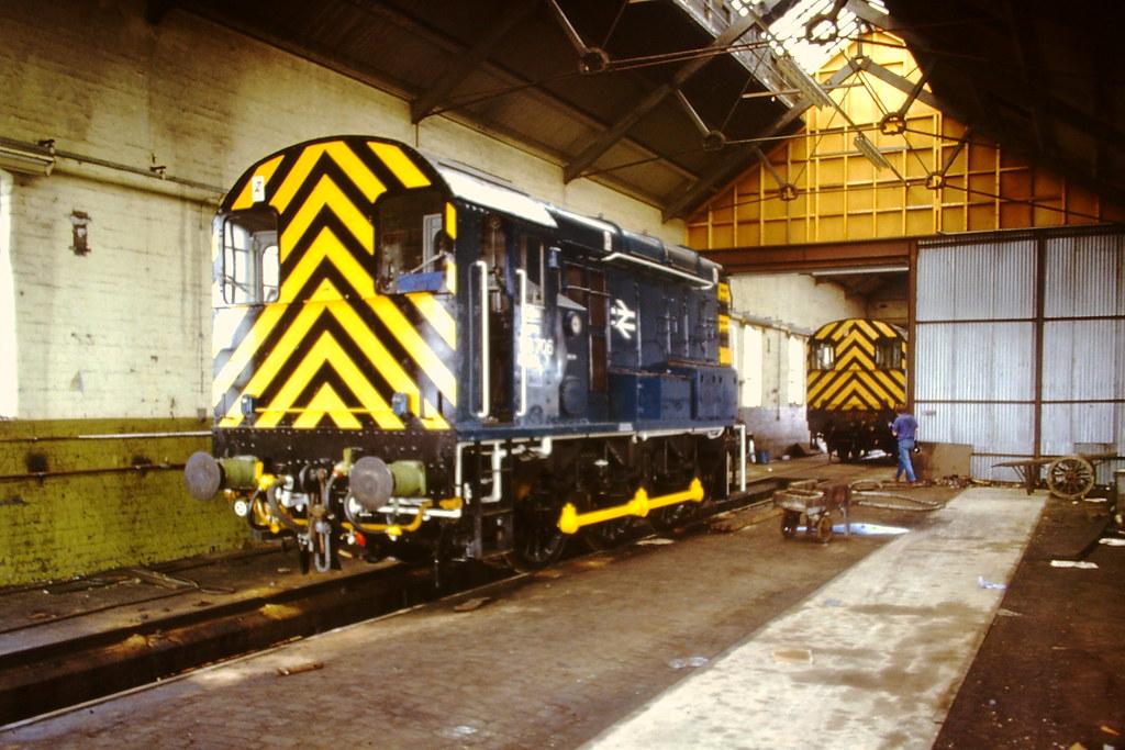 BRITISH RAIL 08706