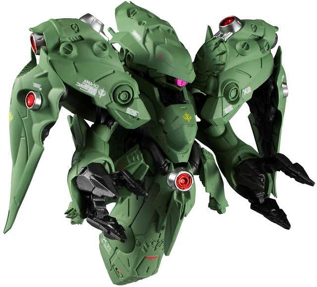 更具厚重質感的新塗裝版本 FW GUNDAM CONVERGE:CORE《機動戰士鋼彈0083:星塵回憶》諾耶吉爾(ノイエ・ジール)【PB限定】
