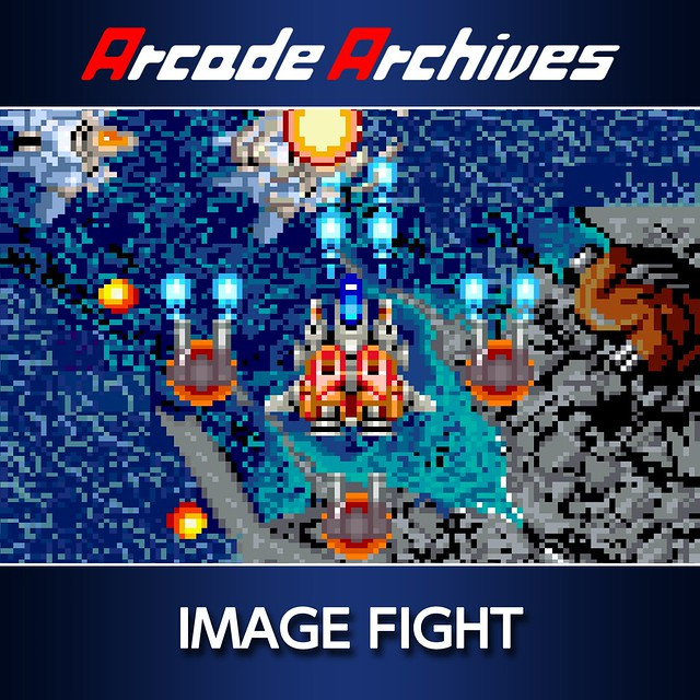 Thumbnail of Arcade Archives IMAGE FIGHT on PS4