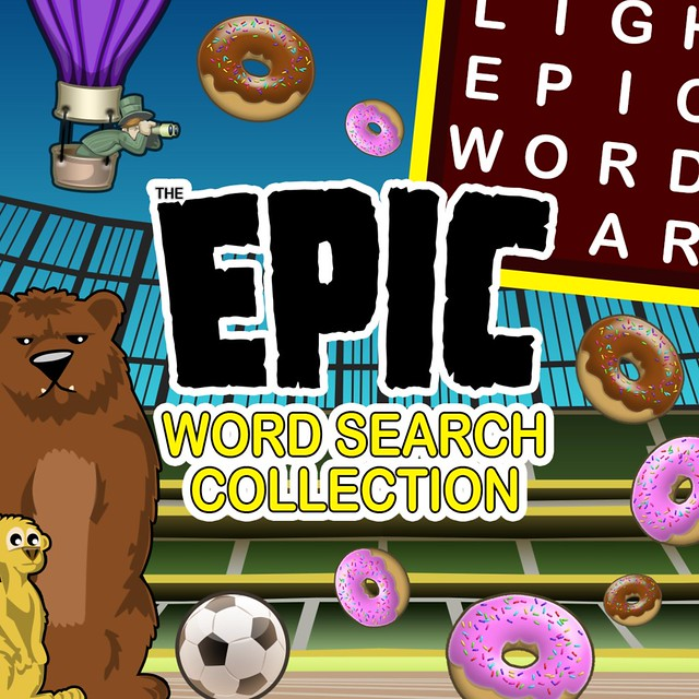Thumbnail of Epic Word Search Collection on PS4