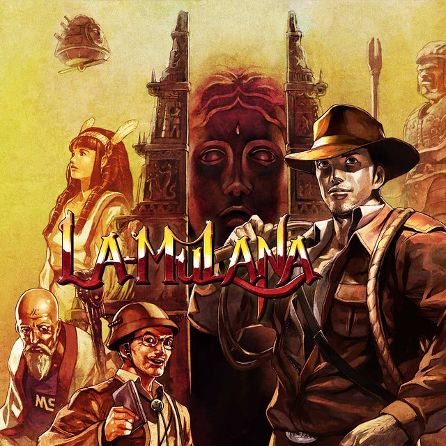 Thumbnail of LA-MULANA on PS4