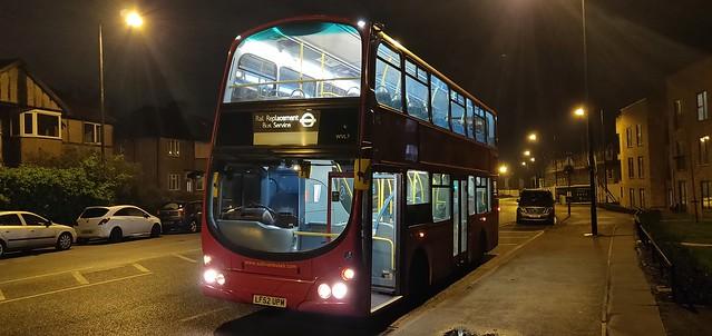 Sullivan Buses WVL7