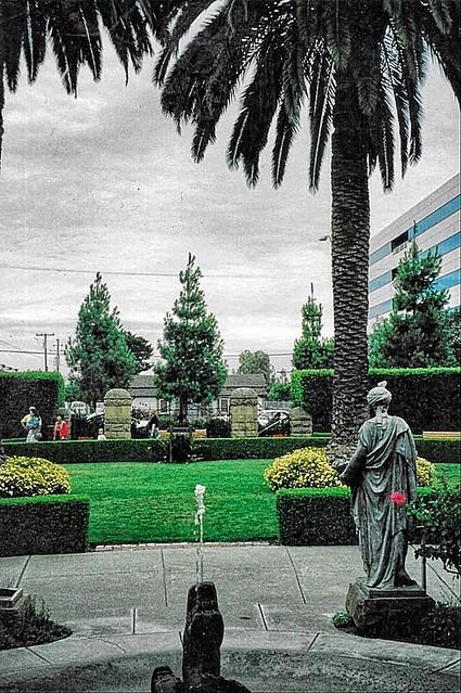 San Jose California - Winchester Mystery House  ~ Film 1990