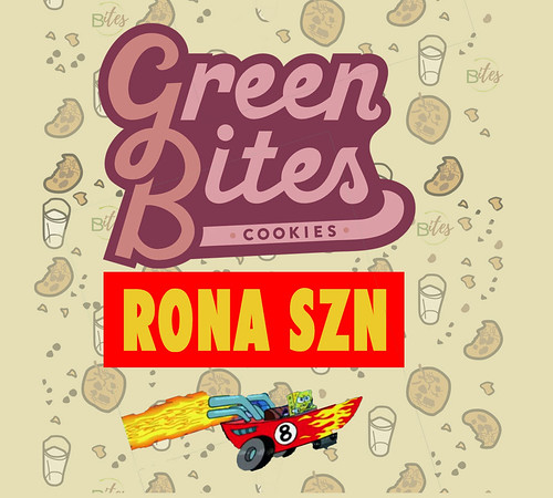 RONA SZN #CAREPACKAGE.2 by Green Bites Cookies